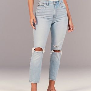 The mom Jeans 28S